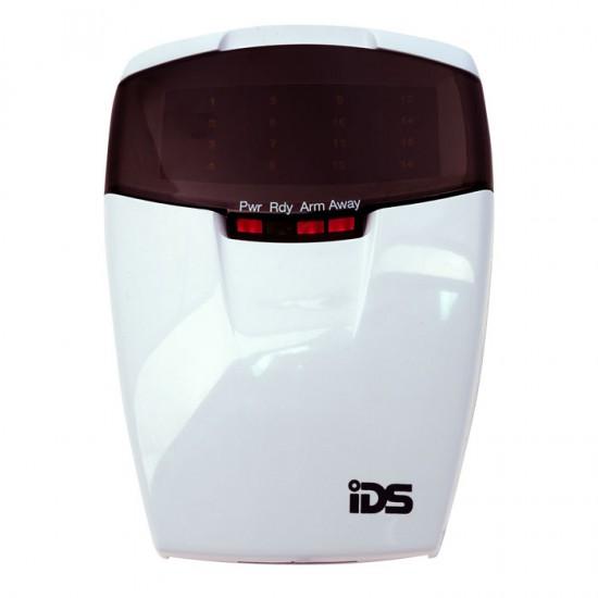 IDS 805 Πληκτρολόγιο Led Curve