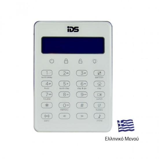 Πληκτρολόγιο αφής IDS LCD