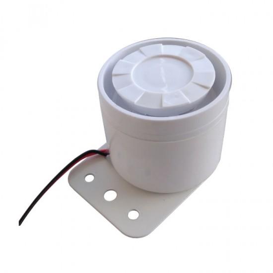 Σειρήνα ANZT-HC-P6 Piezo siren λευκό στρογγυλό