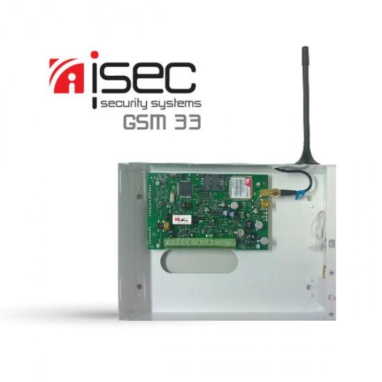 ΣΥΣΤΗΜΑ GSM/GPRS i-SEC GSM33