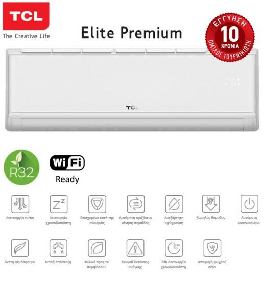 TCL Elite Premium PRM-09CHSA/CI