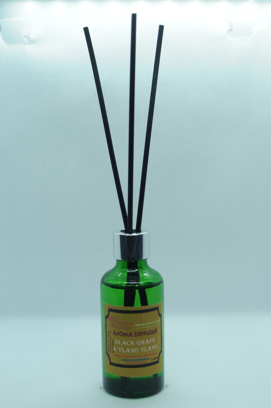 BLACK GRAPE & YLANG YLANG 50 ml
