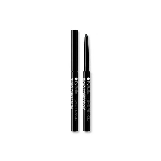 Black Waterproof Eye Pencil Twist