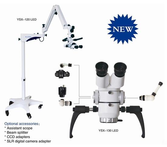 Μικροσκόπιο Alltion YSX-130 LED