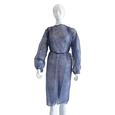 Εξεταστική μπλούζα μπλε σκούρo