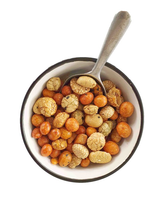 Rise crackers mix
