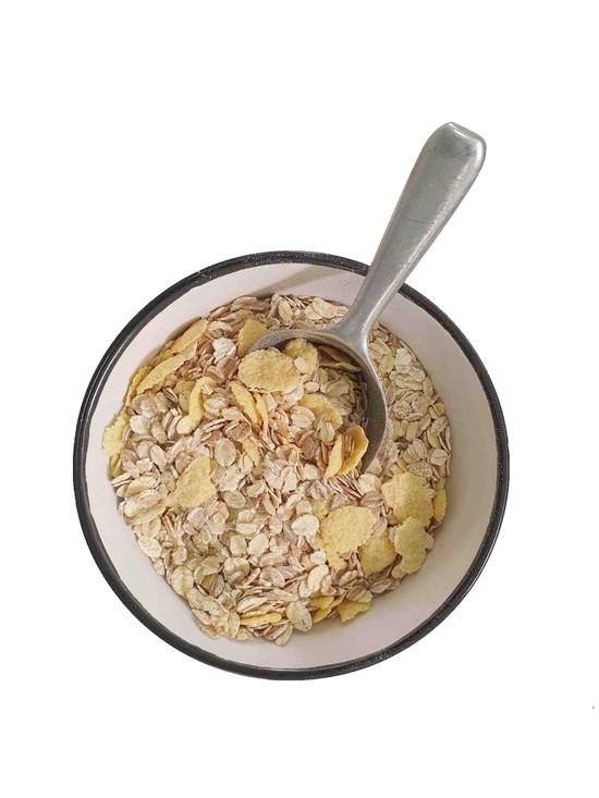 Μούσλι δημητριακών